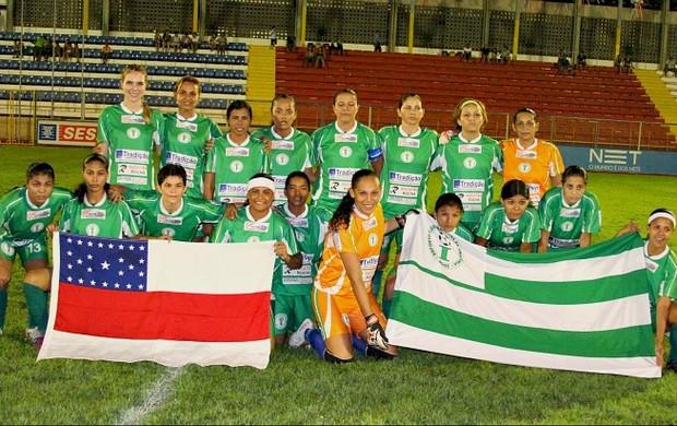 Iranduba 0x1 São Francisco-BA pela Copa do Brasil Feminina  (Foto: Frank Cunha/GLOBOESPORTE.COM)