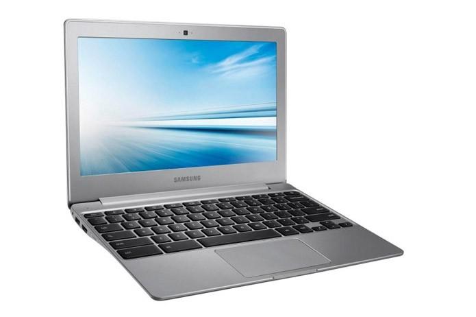 Samsung Chromebook tem boa resolução de tela (Divulgação/Samsung)