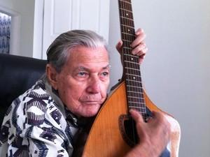 Chico Elion relembra  Gonzagão (Foto: Arquivo Pessoal)