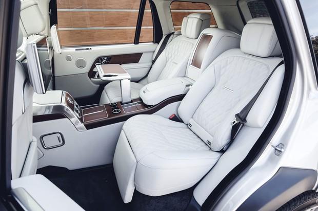Range Rover SVAutobiography  (Foto: Divulgação )