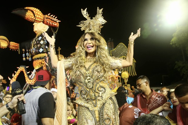 Elba Ramalho (Foto: Manuela Scarpa/Brazil News)