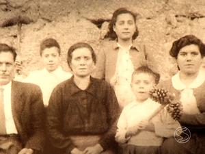 Seu Abílio deixou Portugal quando era adolescente (Foto: Reprodução/TV Rio Sul)