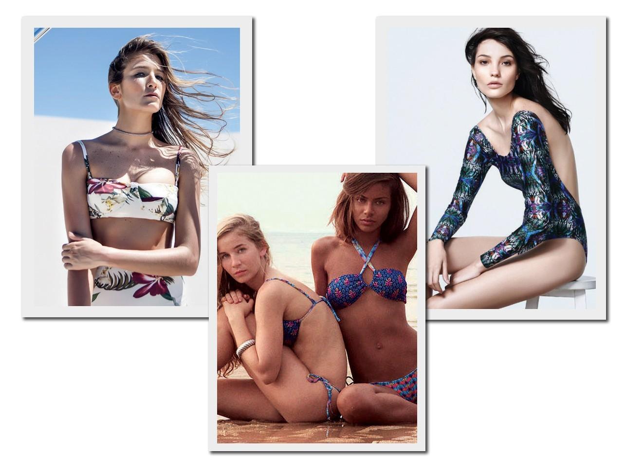 Três marcas de beachwear para ficar de olho: Haight, Salga e 3:AM