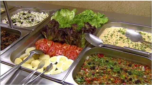 Quadro esclarece dúvidas dos telespectadores sobre alimentação (Foto: Reprodução EPTV)