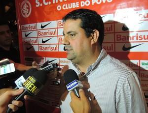 Jorge Macedo gerente de futebol Inter