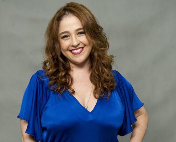 Débora Lamm fala de novo formato do Zorra (Foto: Estevam Avellar / TV Globo)