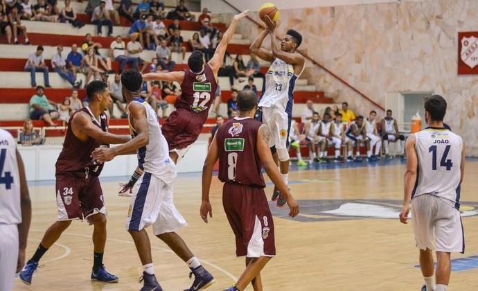 São José Basquete x Assis (Foto: Arthur Marega Filho/São José Desportivo)