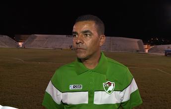 Evandro Guimarães elogia insistência do Salgueiro na vitória contra o Fla-PE