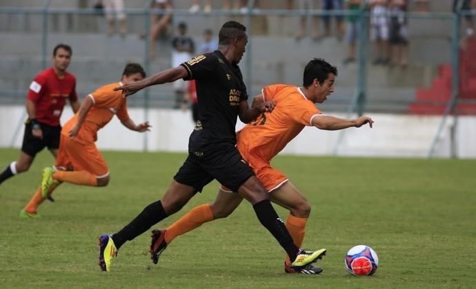 Ceilândia 0 x 0 Brasiliense Candangão (Foto: Cláudio Reis / Divulgação)