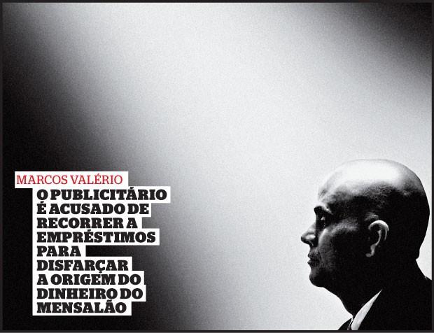 Marcos Valério (Foto: Orlando Brito)