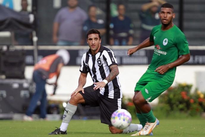 botafogo x boavista (Foto: Vitor Silva / SSpress / Botafogo)