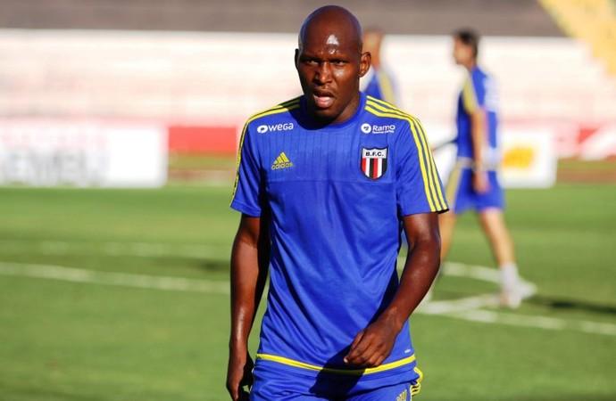 Carlos André, meia-atacante do Botafogo (Foto: Luis Augusto/Ag. Botafogo)