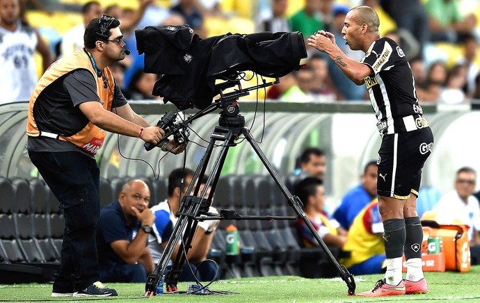 Emerson, Botafogo X Bahia (Foto: Getty Images)