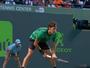 Federer sofre, mas bate Kyrgios e vai à final de Miami para duelar com Nadal