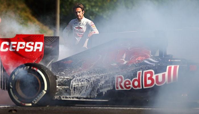 Jean-Eric Vergne GP do Japão