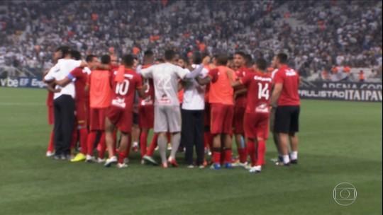Corinthians revê Audax com só dois titulares da queda no último Paulistão