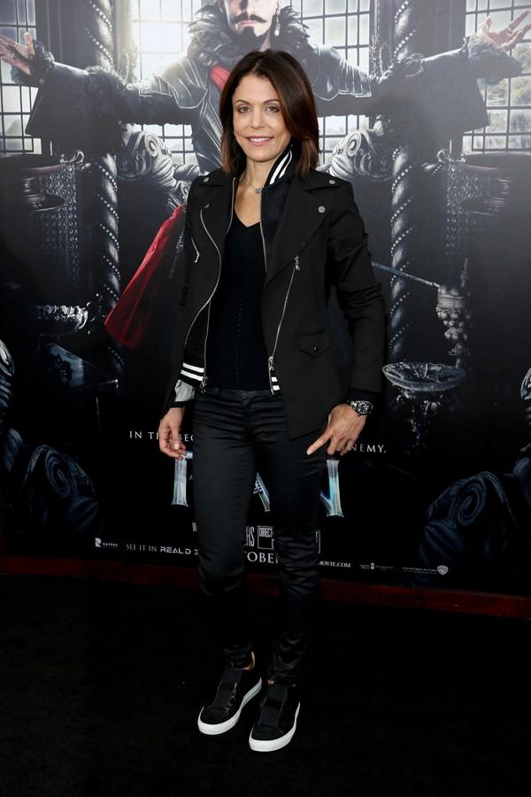 A apresentadora de programas de televisão Bethany Frankel (Foto: Getty Images)