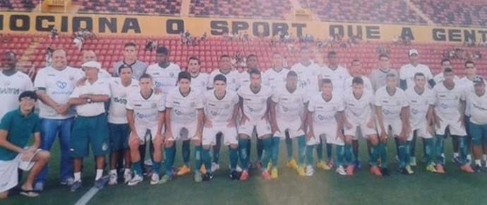 América-PE Sub-20 2015 (Foto: Blog do Mequinha)
