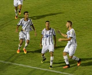 Cruzeiro x Bragantino Copa São Paulo de Futebol Júnior Copinha (Foto: Cairo Oliveira)