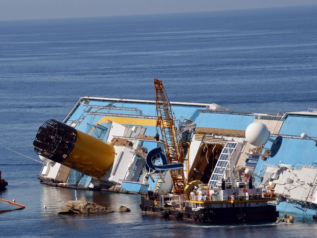 Concordia  (Foto: AFP)