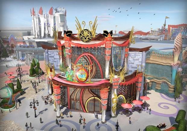 China quer construir o maior parque hi tech do mundo (Foto: Divulgação)