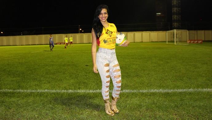 Débora dos Santos Morel (Foto: Renato Pereira)