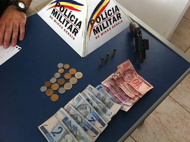 PM prisão jovem Condomínio Araucárias Juiz de Fora (Foto: Assessoria 27º BPM / Divulgação)