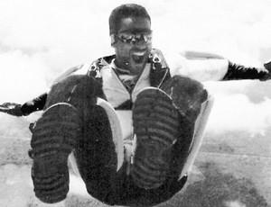 Paraquedista Emerson Castro, um dos pioneiros do esporte em Rondônia  (Foto: Emerson Castro/ arquivo pessoal )