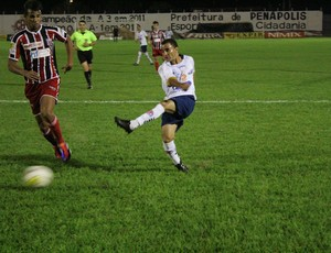 Penapolense x Botafogo-SP - Copa Paulista (Foto: Silas Reche/Penapolense)