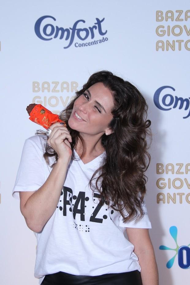 2d39993c0 Giovanna Antonelli na segunda edição do seu bazar beneficente (Foto   AgNews AgNews)
