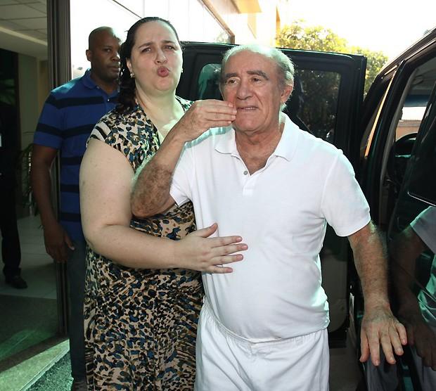 renato aragão (Foto: foto rio news)
