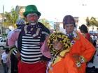 'Vida de brincadeiras', diz menina de 7 anos sobre ser palhaça, no Amapá