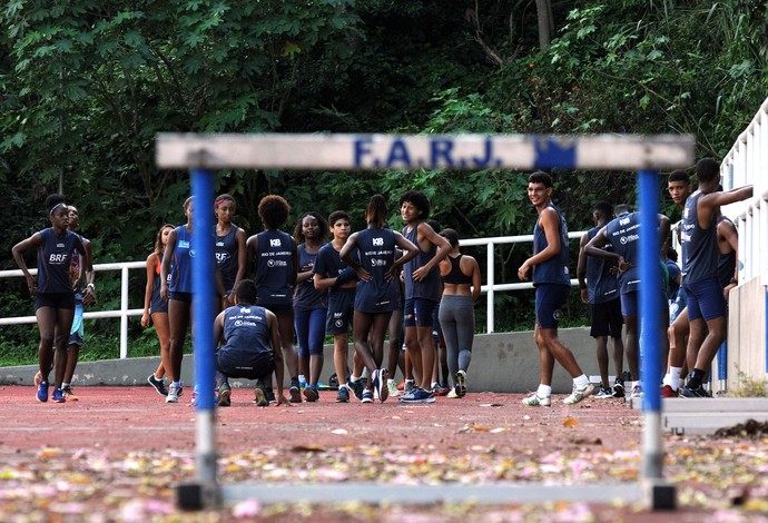 Vila Olímpica do Mato Alto (Foto: André Durão)
