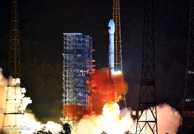 China lança dois satélites para sistema de nageração independente em 2015 (Foto: EFE)
