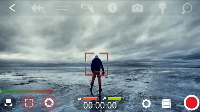 Aprenda a regular a resolução do vídeo com o app FiLMiC Pro (Foto: Divulgação/FiLMiC)