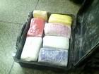 Polícia apreende 20 quilos de cocaína boiando no Rio Jari, no Amapá