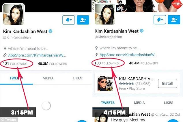 Kim Kardashian (Foto: Reprodução/ Twitter)