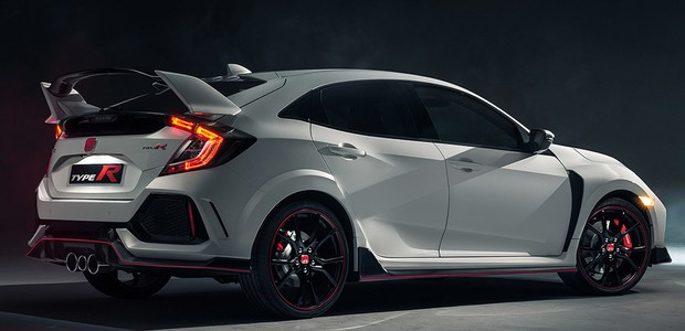 honda revela o civic type r 2017 mas n o pra j auto. Black Bedroom Furniture Sets. Home Design Ideas