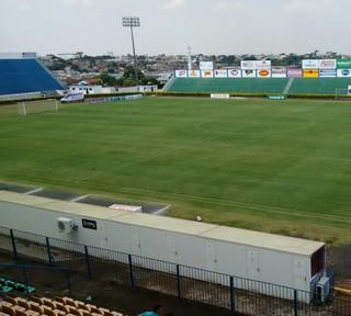 Estádio, José Maria de Campos Maia, Maião, Mirassol (Foto: Felipe Nunes)