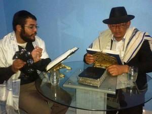 Judeus de Roraima comemoram o Ano novo