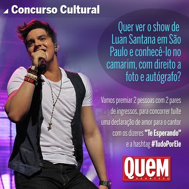 Luan Santana (Foto: Arte de Jennifer Defensor)