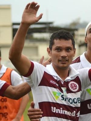 Léo Oliveira anunciou sua aposentadoria nesta quinta-feira (Foto: Henrique Montovanelli/Desportiva Ferroviária)