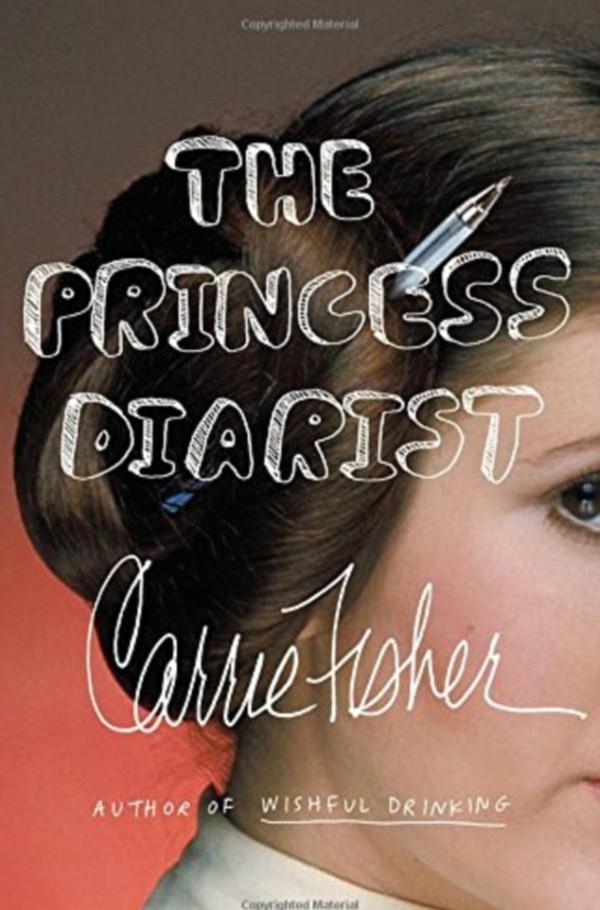 Capa da biografia de Carrie Fisher (Foto: Reprodução)