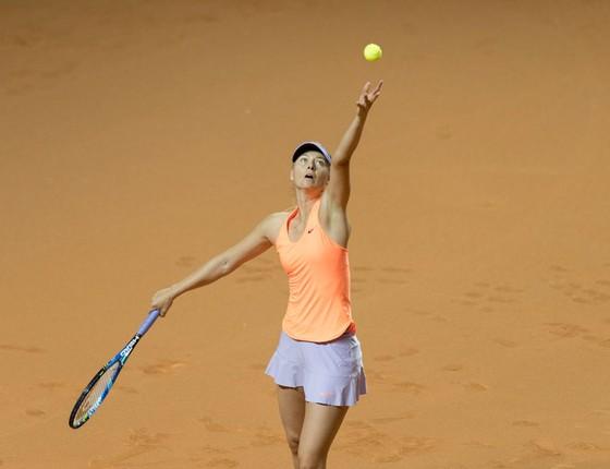 Maria Sharapova, tenista (Foto:  Daniel Kopatsch/Anadolu Agency/Getty Images)