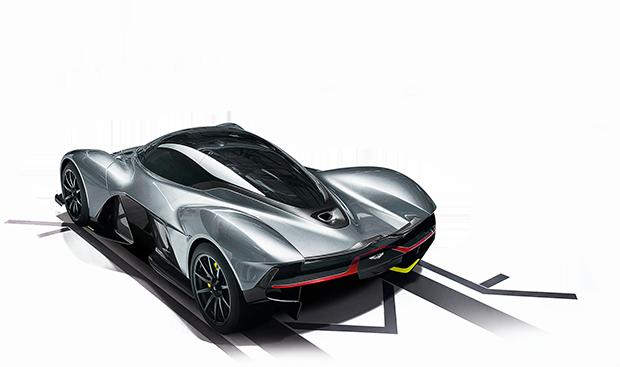 Motor futuro conceito (Foto: Divulgação)