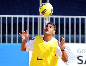 André Mundialito de Clubes futebol de areia (Foto: Gaspar Nóbrega/Inovafoto)