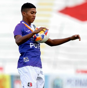 Raniel Santa Cruz (Foto: Aldo Carneiro / Pernambuco Press)