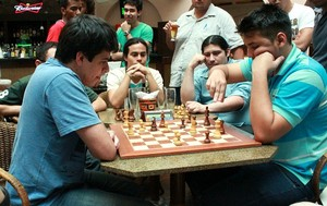 Zonal Sul-Americano de Xadrez 2.4 (Foto: Adeilson Albuquerque/GLOBOESPORTE.COM)