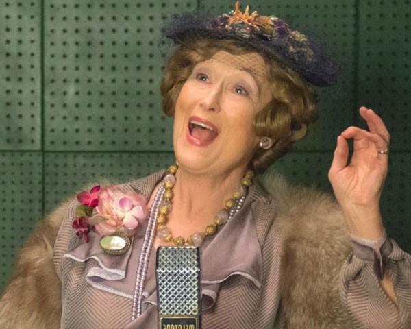 """Meryl Streep, em """"Florence: Quem é Essa Mulher?"""" (Foto: Divulgação)"""