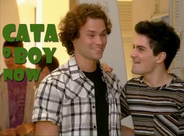 Rafa Boy se deu bem!! (Foto: Malhação / TV Globo)